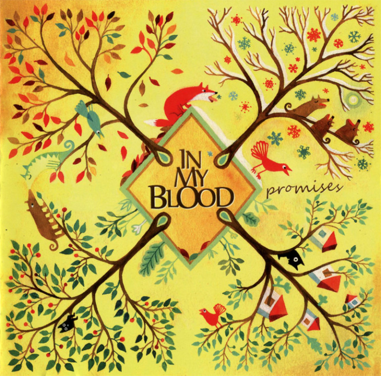 Elsa Klever Illustration In My Blood