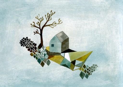 Elsa Klever Illustration Seven Spring