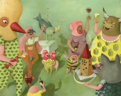 Elsa Klever Illustration Lyrik für Kinder