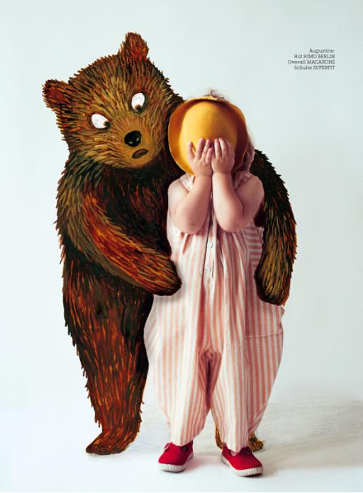 Elsa Klever Illustration Luna Magazine