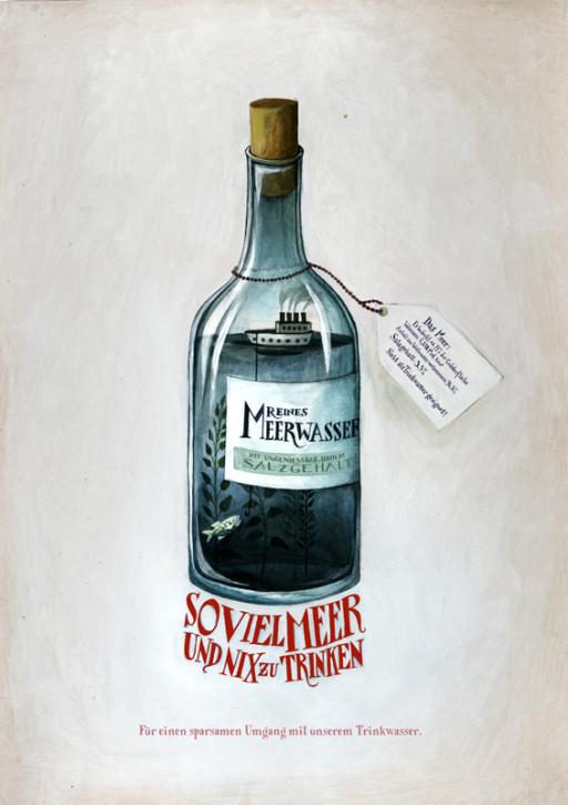 Elsa Klever Illustration Mare Nostrum