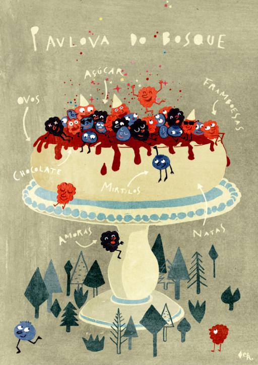 Elsa Klever Illustration Nhamnham