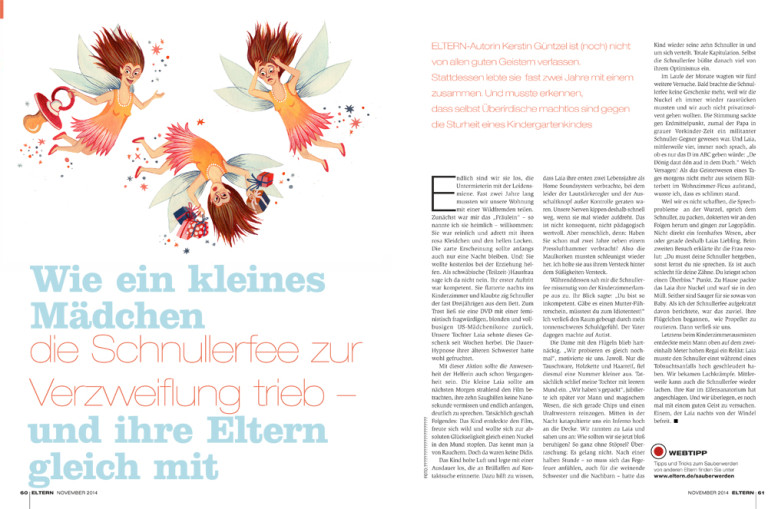 Elsa Klever Illustration Eltern