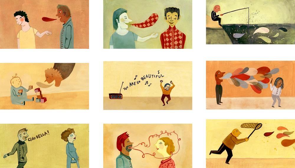 Elsa Klever Illustration