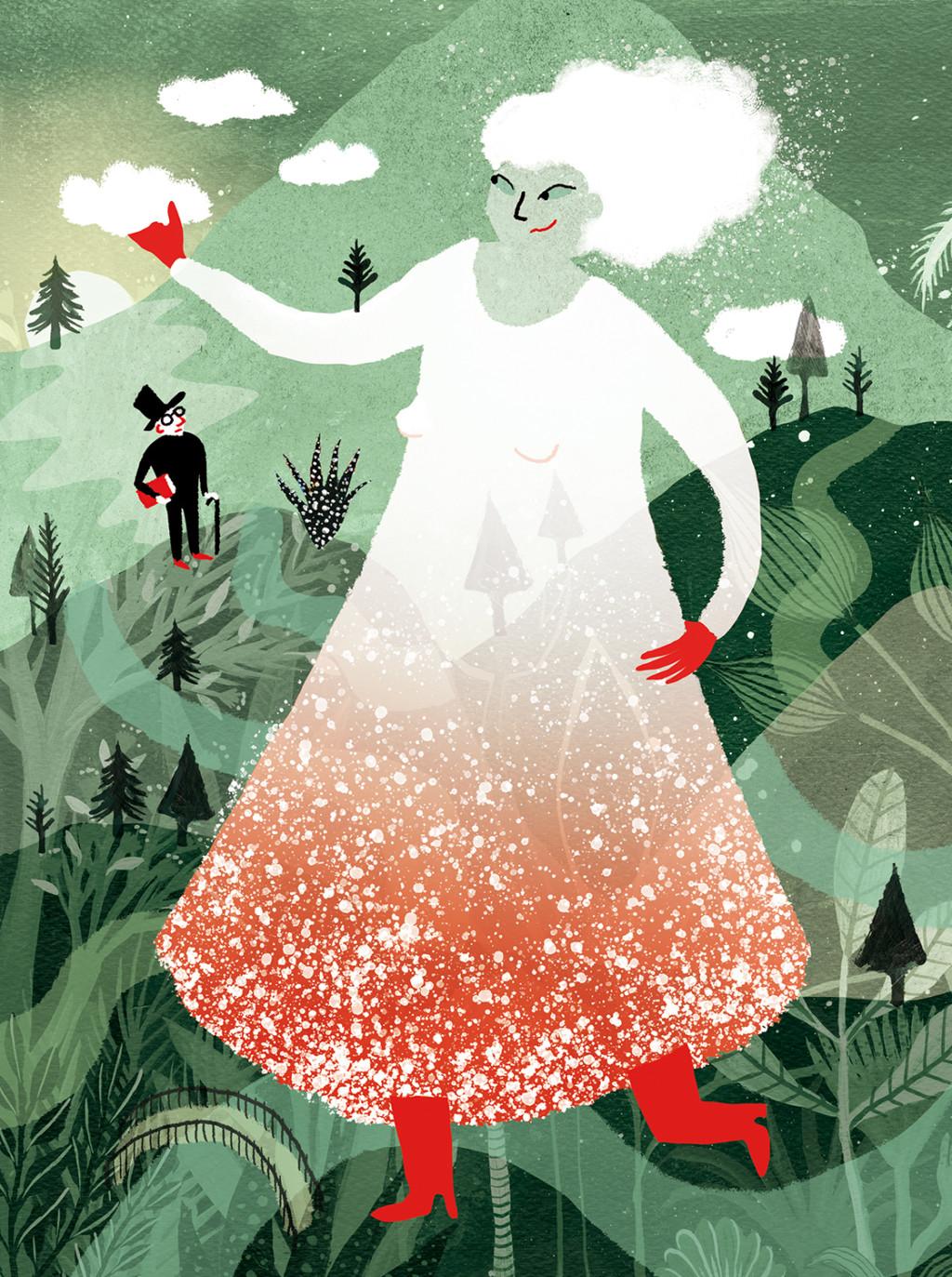 Elsa Klever Illustration Nido