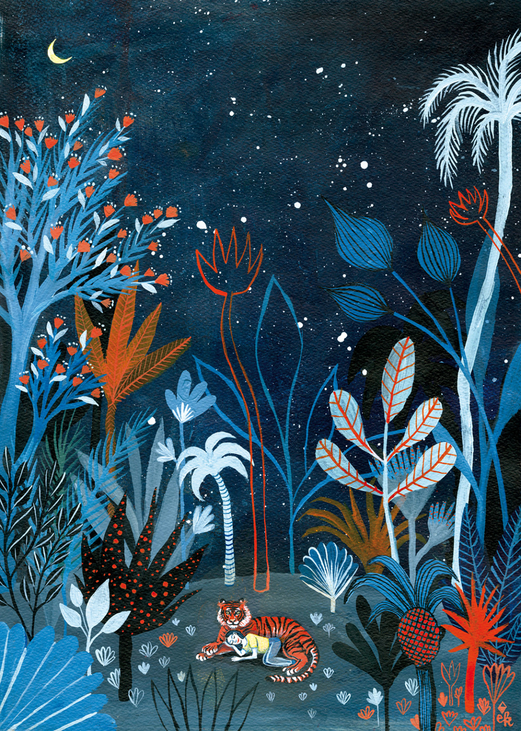 Elsa Klever Illustration World Illustration Awards