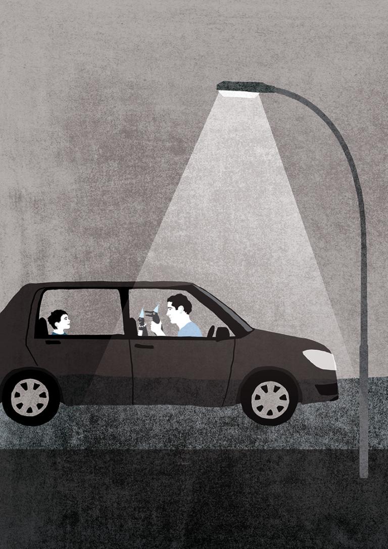 Elsa Klever Illustration Der Spiegel