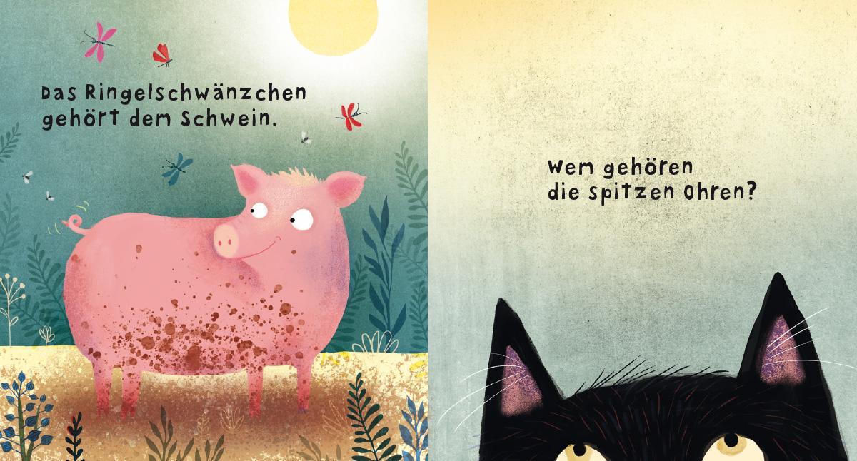 Elsa Klever Illustration Carlsen