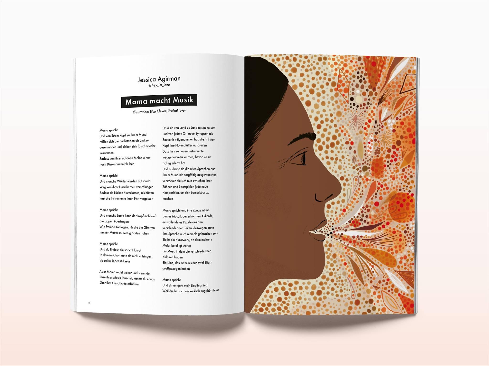 Elsa Klever Illustration Literarische Diverse